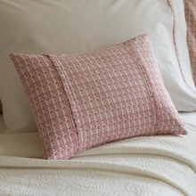Eloise Red Boudoir Pillow