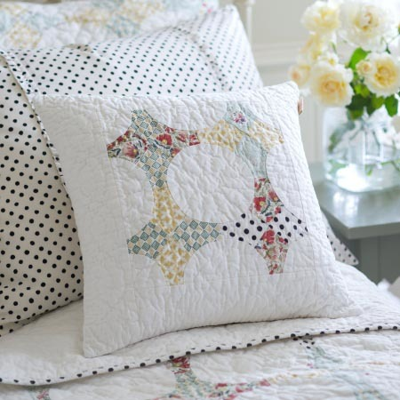 Taylor Linens Emma Toss Pillow