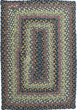 Enigma Cotton Braided Rug By Homee