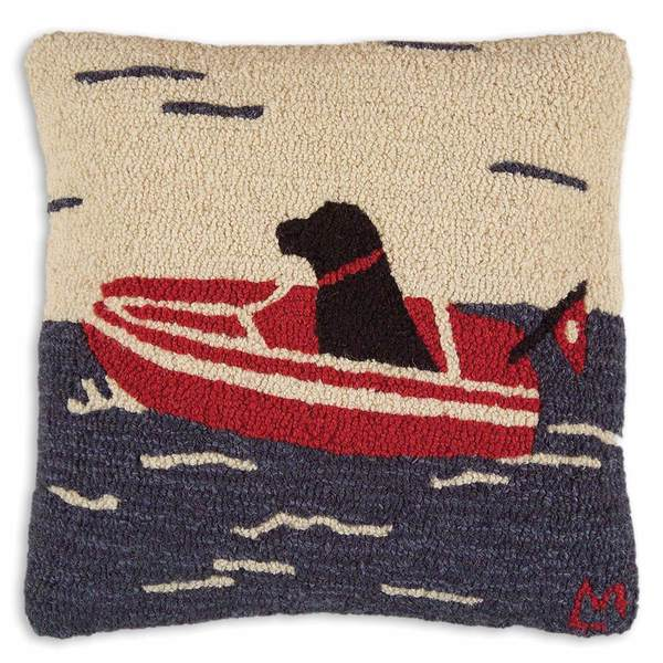 Sea Dog Pillow