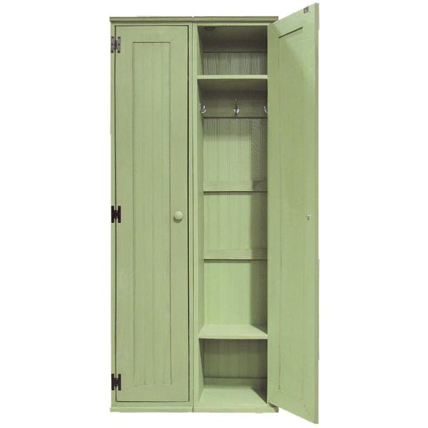 Locker with Door