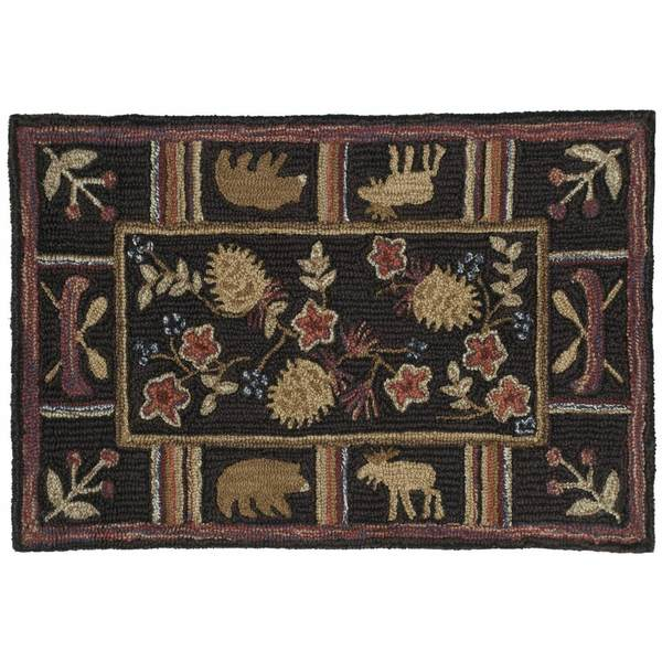 Night Moose Rug By Chandler 4 Corners With Free Shipping