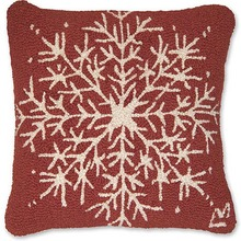 More about the 'Snow Flake Hooked Pillow by Chandler 4 Corners' product