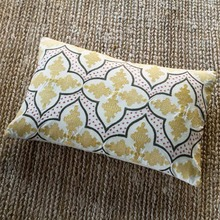 Andalusia Embroidered Pillow