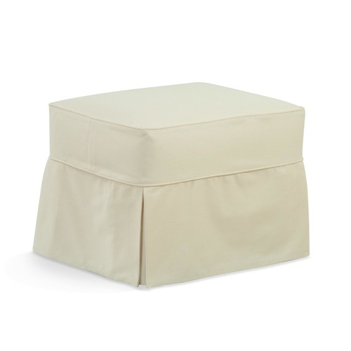 Slipcover Only - Ottoman