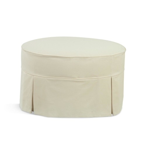 Slipcover Only - Round Ottoman