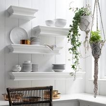 Copenhagen Floating wall shelf in grouping