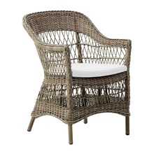 More about the 'Charlot Chair by Sika in Antique with Cushion' product