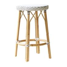 More about the 'Simone Counter Stool by Sika in White with Cappuccino Dots' product