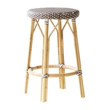 More about the 'Simone Counter Stool by Sika in Cappuccino with White Dots' product