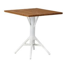 More about the 'Nicole Cafe Table by Sika with Square Teak Tabletop' product