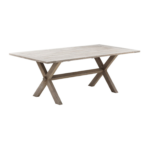 Colonial Teak Large Table by Sika