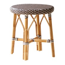 More about the 'Simone Dining Stool by Sika in Cappuccino with White Dots' product