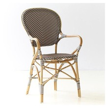 More about the 'Isabell Arm Chair by Sika Cappuccino with White Dots' product
