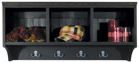 Locker Shelf - Black