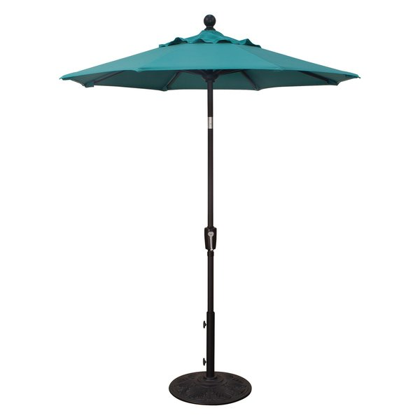 Bistro 6' Umbrella Green