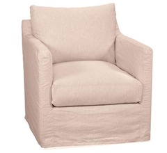 Miles Accent Chair with Top Stitch
