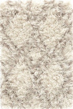 Morrocan Diamond Grey Indoor/Outdoor Rug