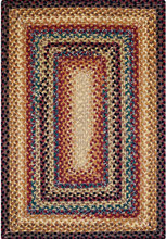 Peppercorn Braided Rug