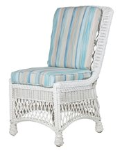 Rockport side chair - white