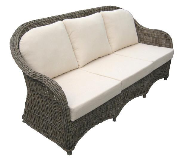 Terrace Wicker Sofa