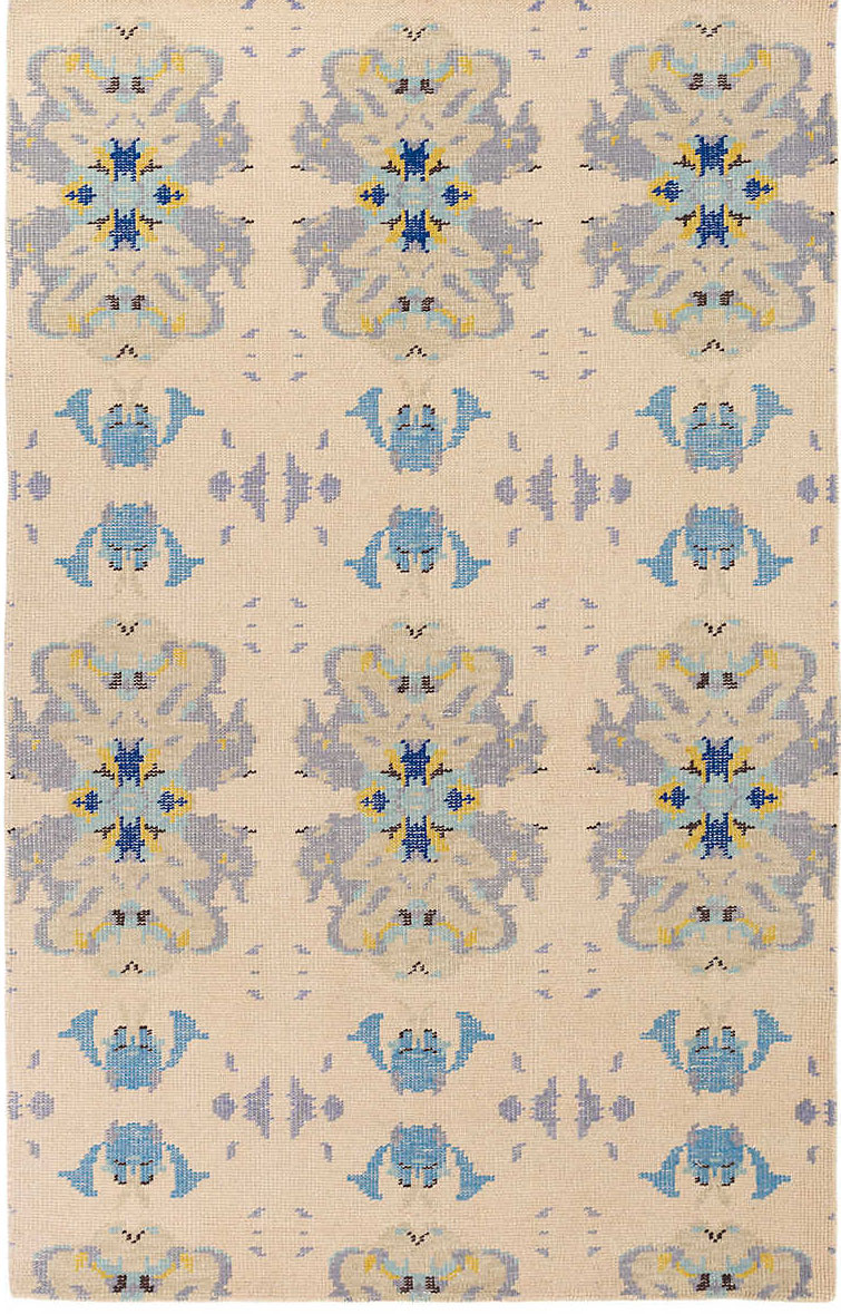Wenona Hand Knotted Wool Rug by Dash