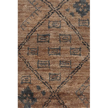 Zuni Hand Knotted Jute/Cotton Rug