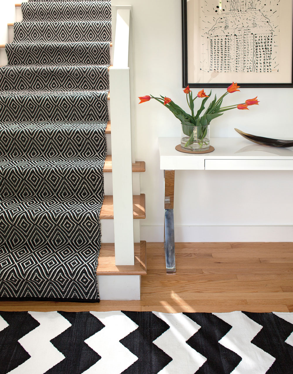 View post titled How to Install a Runner for a Stairway
