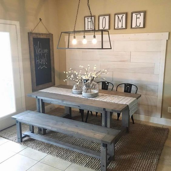 View post titled How to Choose the Best Farmhouse Table