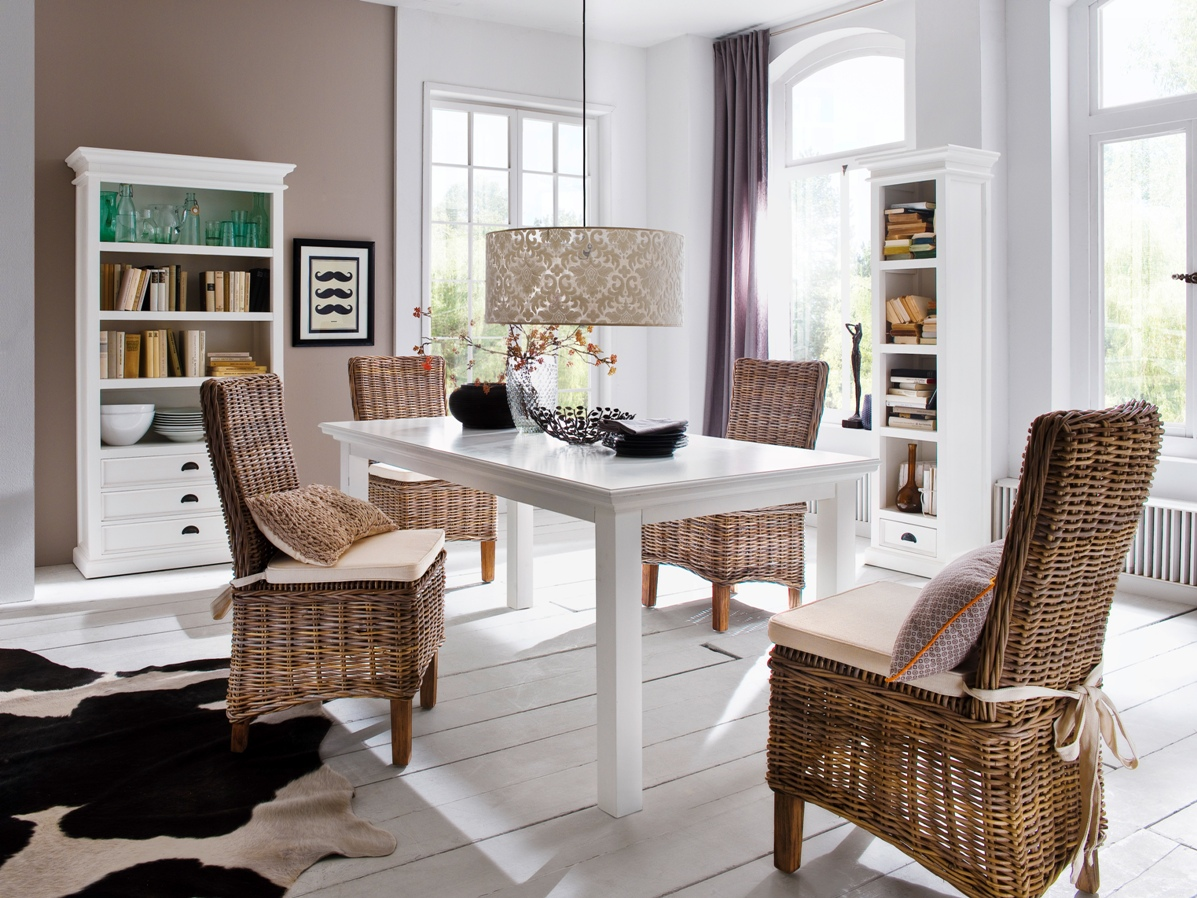 View post titled How to Create an Organized Work-Space in Your Dining Room